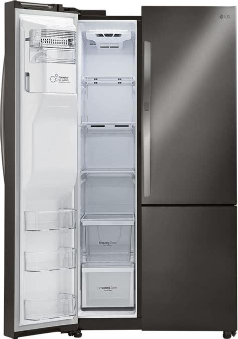 lg lsxsd   side  side refrigerator   cu