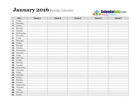 monthly planner template 2016 monthly planner template free printable templates