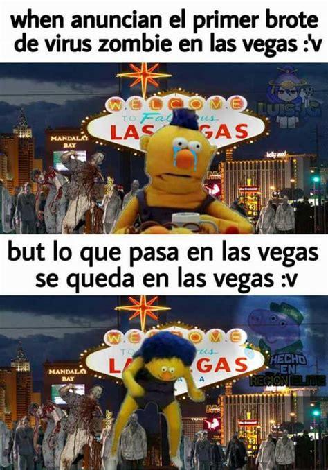 Memes De Las Vegas - dopl3r com memes when anuncian el primer brote de virus zombie en las vegas v las gas
