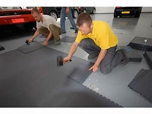Revetement De Sol Pour Garage : revetement de sol garage particulier contact dalle sol ~ Dailycaller-alerts.com Idées de Décoration