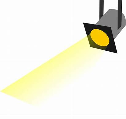 Spotlight Mirror Clip Clipart Vector Clker Cliparts