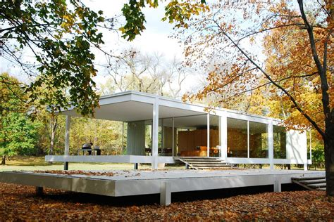 Farnsworth House - mies der rohe and the farnsworth house will get the
