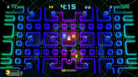 pac man championship edition  review ps rice digital
