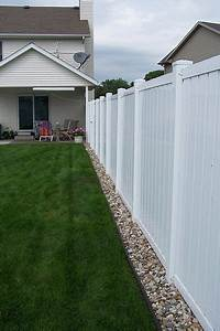 Fence, Drainage solutions and Privacy fences on Pinterest