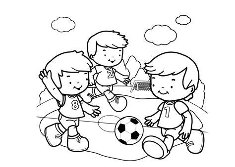 Voetbal Kleurplaat by Kleurplaat Voetbal 28 Leukste Voetbal Kleurplaten