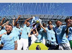 Rekapitulasi Premier League Musim 20172018, Rekor Man City
