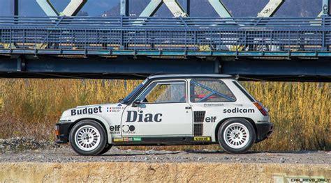 renault turbo rally rm monaco 2016 1982 renault 5 turbo group 4 rally car