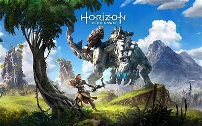 Horizon Dawn Zero 4k 8k Retina Resolutions