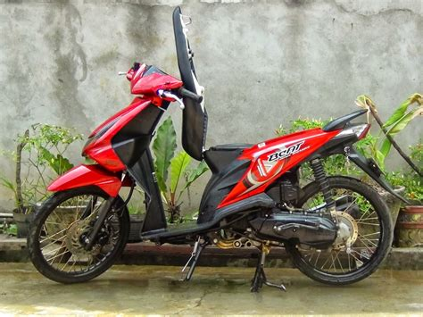 Beat Fi Modifikasi by Honda Beat Fi Modifikasi Thailand Thecitycyclist