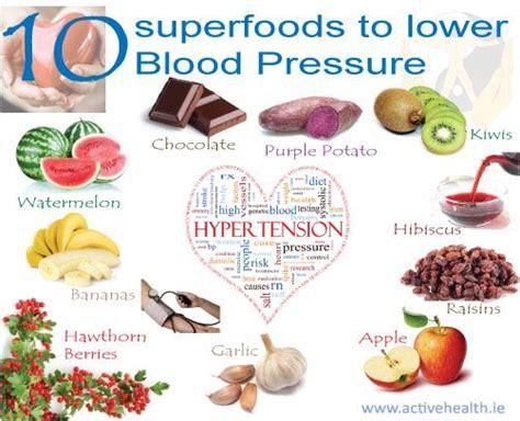 Foods To Reduce Blood Pressure