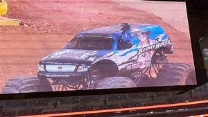 BOUNTY HUNTER Monster Jam, Monster Truck 2013 ARLINGTON ...