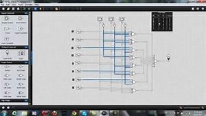 Logic Diagram Of 8x1 Multiplexer : 8 to 1 multiplexer youtube ~ A.2002-acura-tl-radio.info Haus und Dekorationen