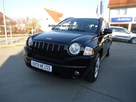 2012 Jeep Compass 20 Crd Sport, Excellent Condition