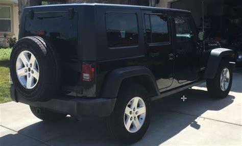 black jeep 4 door black jeep wrangler 4 door hardtop www pixshark com
