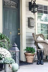 15, Fabulous, Farmhouse, Front, Porch, Decorating, Ideas, You, Have, Must, See