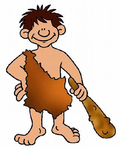 Caveman Early Humans Human Clip Clipart Homo