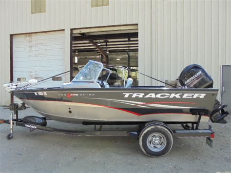 Boats Unlimited New Bern by 2013 Tracker Boats Pro Guide V 175 Combo 18 Foot 2013