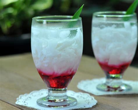 cara membuat resep minuman segar dingin sederhana