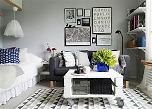 Kleine Zimmer Gemütlich Einrichten : 55 tipps f r kleine r ume westwing raum und tipps ~ Bigdaddyawards.com Haus und Dekorationen