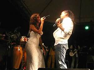 """Jah Cure & Phyllisia Perform """"Call On Me"""" LIVE! - YouTube"""