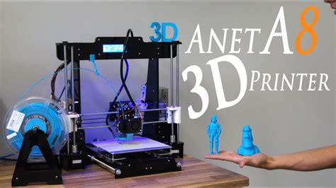 cheap diy  printer kit anet  rclifeon youtube