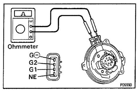 toyota 4y distributor wiring diagram wiring diagram