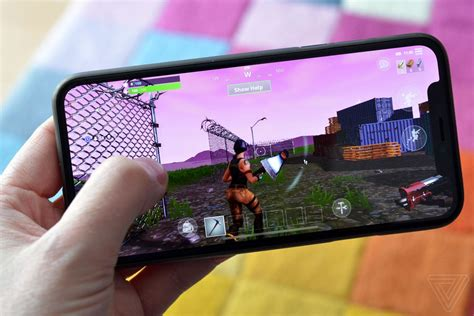 fortnite   iphone    exciting    future