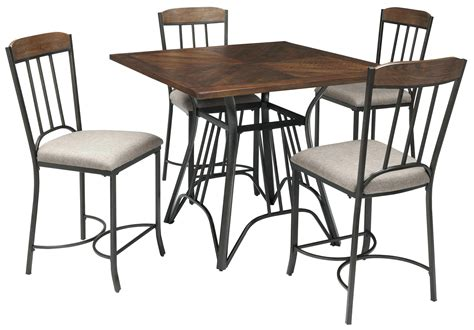 square table and chairs square pub table and chairs thelt co