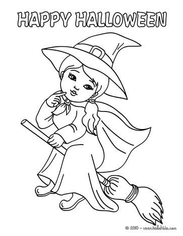 trainee sorceress coloring pages hellokidscom