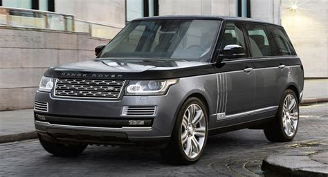 2016 Range Rover Svautobiography Is The Most Luxurious