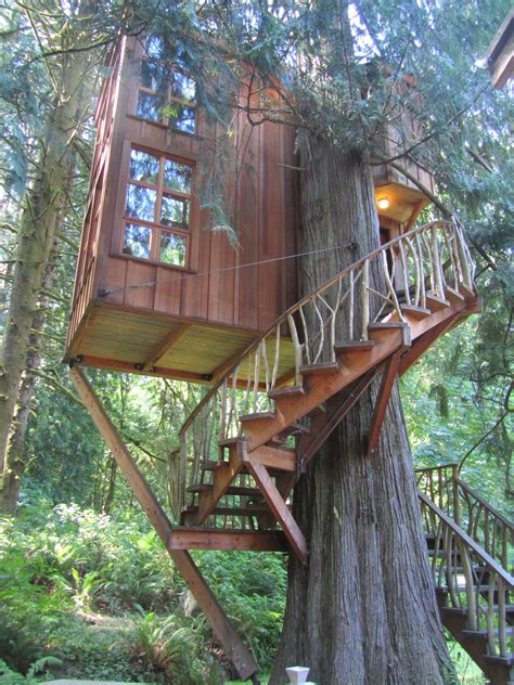 Treehouses 2013 Inhabitat Architecture Covers The