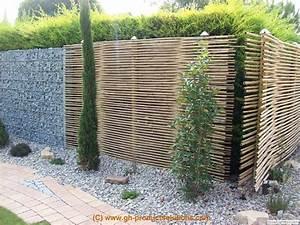 Ideen Für Garten : bildergallery bambus sichtschutz ~ Lizthompson.info Haus und Dekorationen