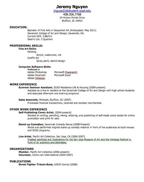 Creating A Resume how to create a professional resume