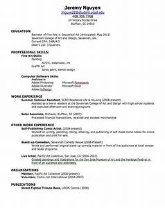 how to create a professional resume With how to do a resume online for free