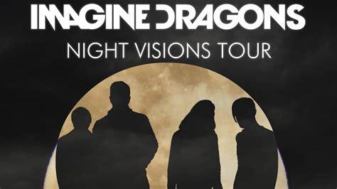 Imagine Dragons Poster 2018