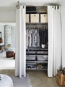 Regal Mit Vorhang : die besten 25 vorhang schrank ideen auf pinterest schrankt r vorh nge offener schrank und ~ Sanjose-hotels-ca.com Haus und Dekorationen
