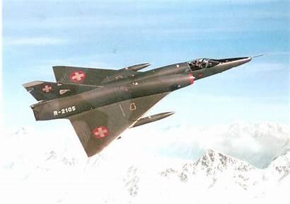 Mirage Dassault Iii Switzerland Aviation History Ansichtskarten