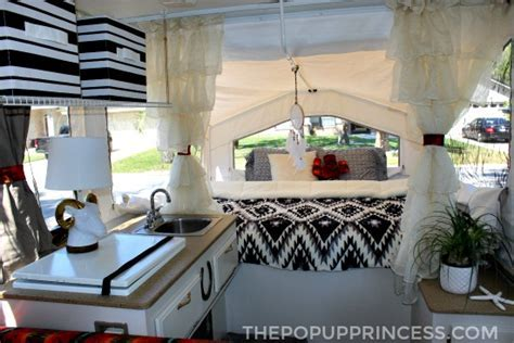 Jen & Jesse's Pop Up Camper Makeover   The Pop Up Princess