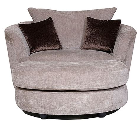 Swivel Cuddle Chair by Leather Sofas Corner Sofas And Fabric Sofas