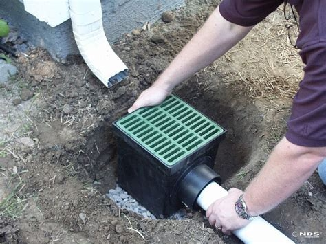 Catch Basin In Backyard by Nds Catch Basin The Single Most Effective Thing