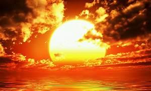 Diagram For Sun