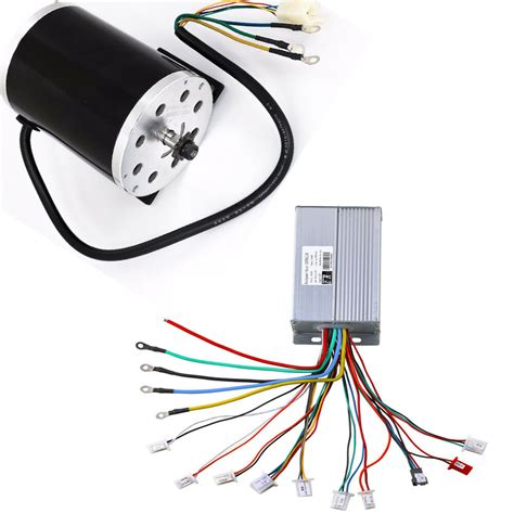 48v 1800w electric brushless motor controller box motor for atv go kart scooter 827843236911 ebay