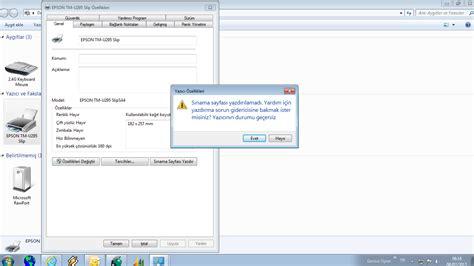 bb t network control help desk sınama sayfası yazdırılamadı yardım için yazdırma sorun