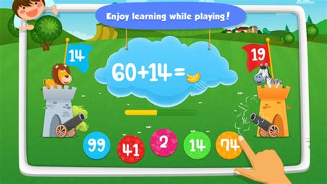 Math Games & Preschool Educational Games123 Numbers, Free