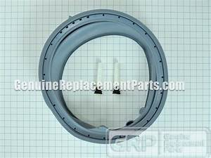 Ge Part  Wh45x10075 Bellows And Spring Kit  Oem