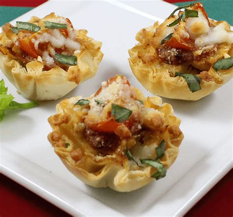 easy appetizers for thanksgiving easy thanksgiving appetizers turkey parmesan mini shells