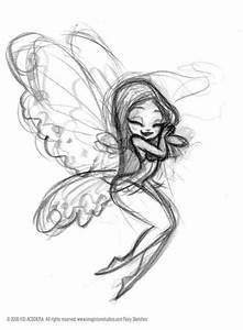 Webb's Blog: Research for Fairy character
