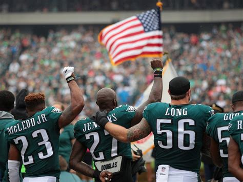 Here Are The Eagles Skipping The Team's White House Visit