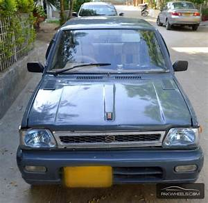 Used Suzuki Fx 1988 Car For Sale In Karachi