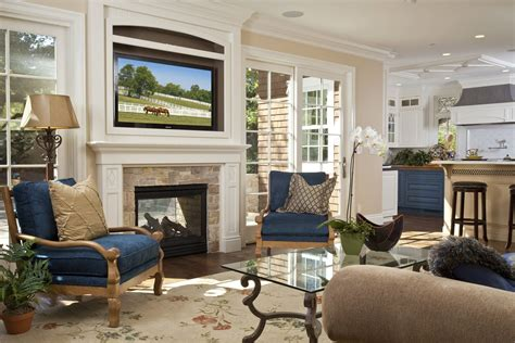 Traditional Living Room : Popular Interior Design Styles In